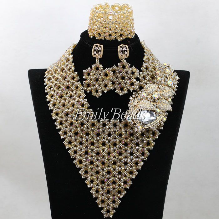 Beads Necklace Designs to Make | ... african costume jewelry set ...