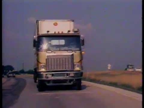 Vintage 1970s Truck Driver Psa River Of Wealth River Of Freedom Trucks Truck Driver Gmc Trucks