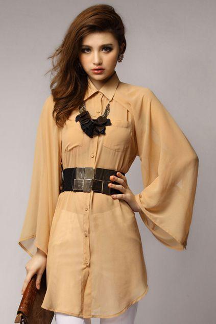 Buttoned Dress Shirt