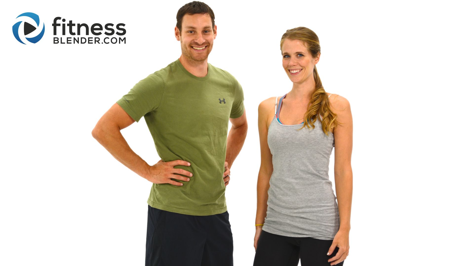 Day 2: Fitness Blender's 5 Day Workout Challenge to Burn Fat and Build Lean Muscle