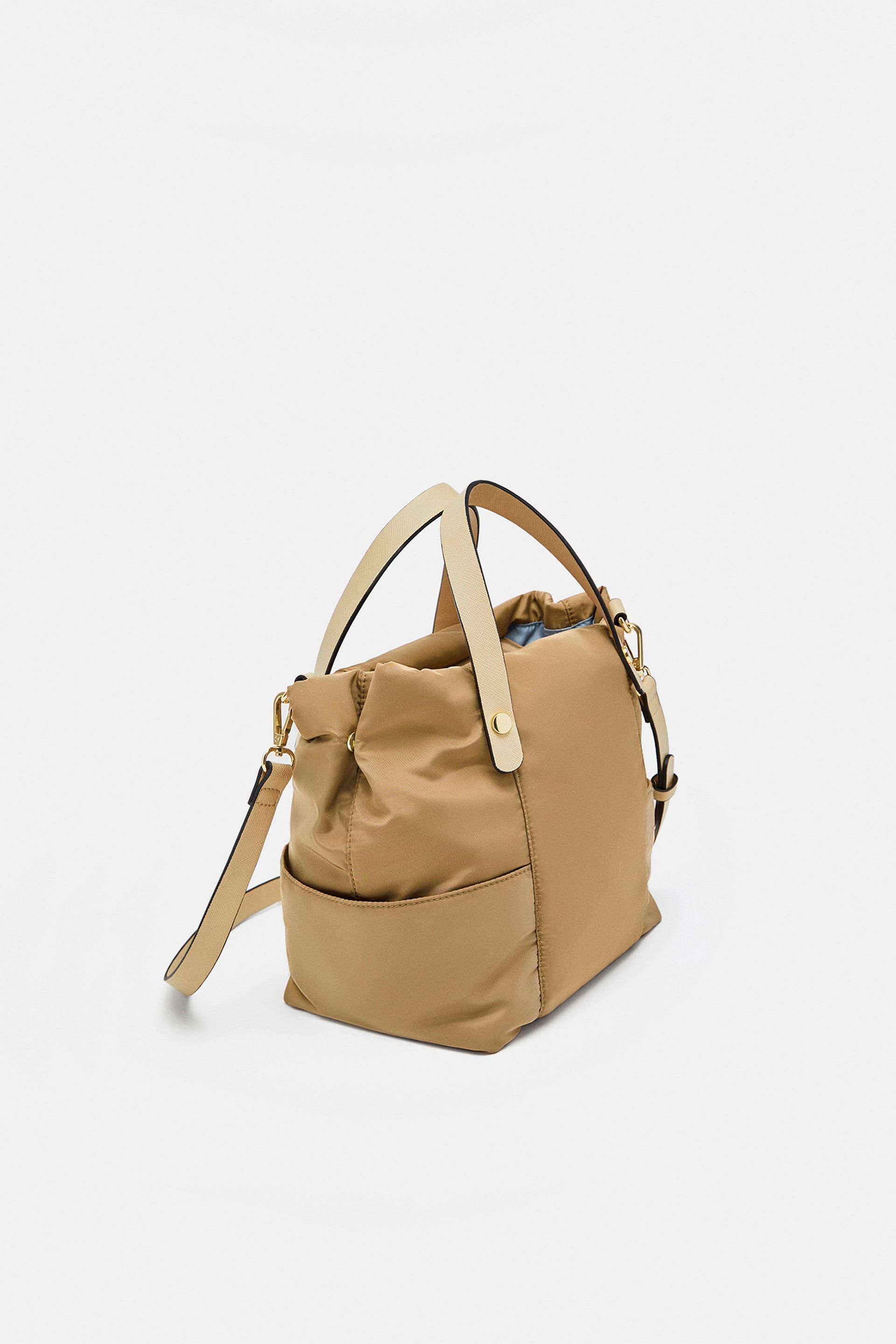 78d571454947 Technical fabric tote in 2019 | Sale 2019 | Fabric, Bags, Bucket Bag