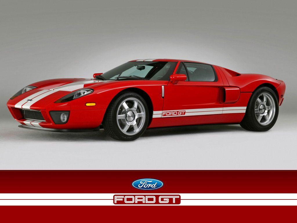 2006 ford gt red of course - Ford Gt 2010