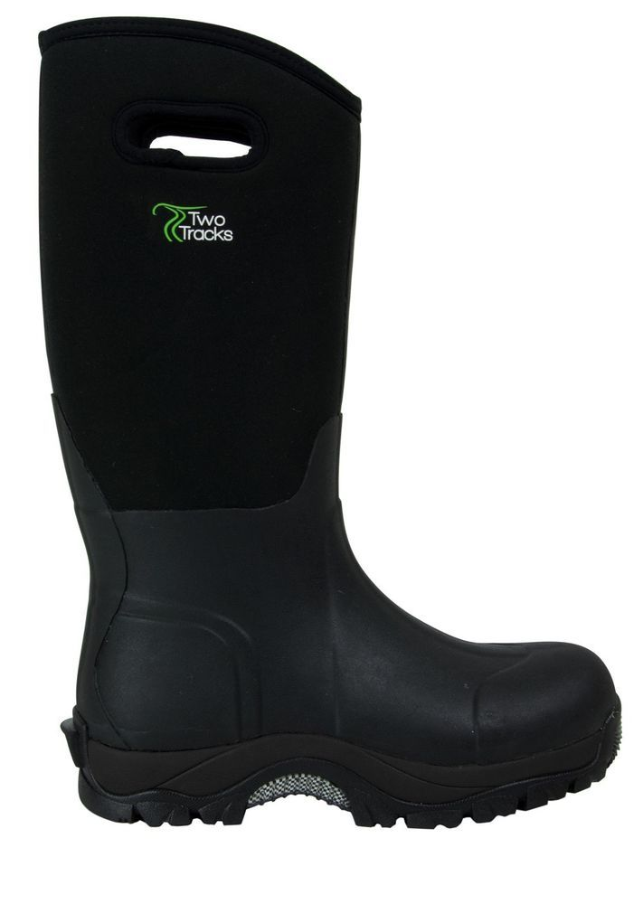 TwoTracks Neoprenstiefel Baruga Women hoch in Kleidung