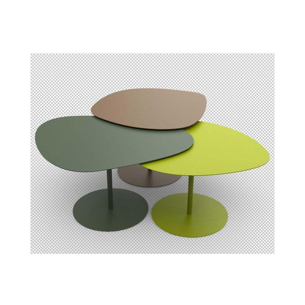 Table Basse Matiere Grise Table Basse Table En Acier