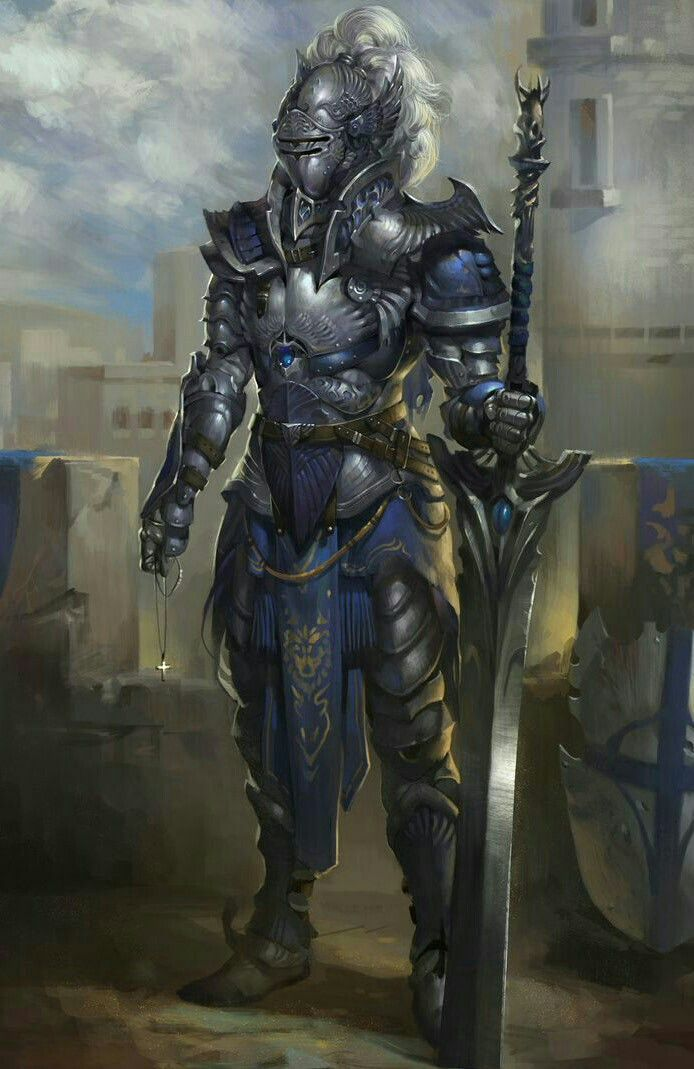 Image result for nightmare paladin dnd   Fantasy armor, Character art, Fantasy character design
