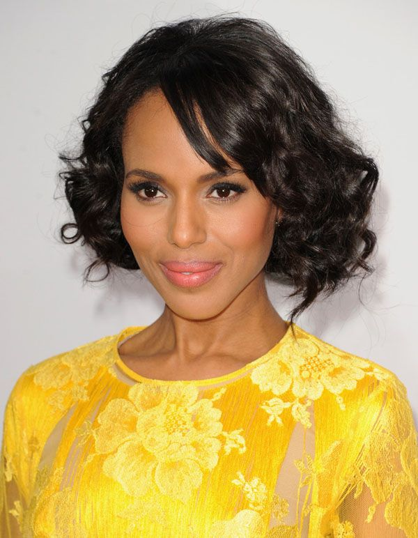 Riccio scalato medio lungo. #capellicorti  #Shorthair #hairstyles #taglicapelli2014 Hairstyleshttp://www.zibjl.com/the-beauty-of-black-short-curly-hairstyles.html/black-women-short-curly-hairstyles