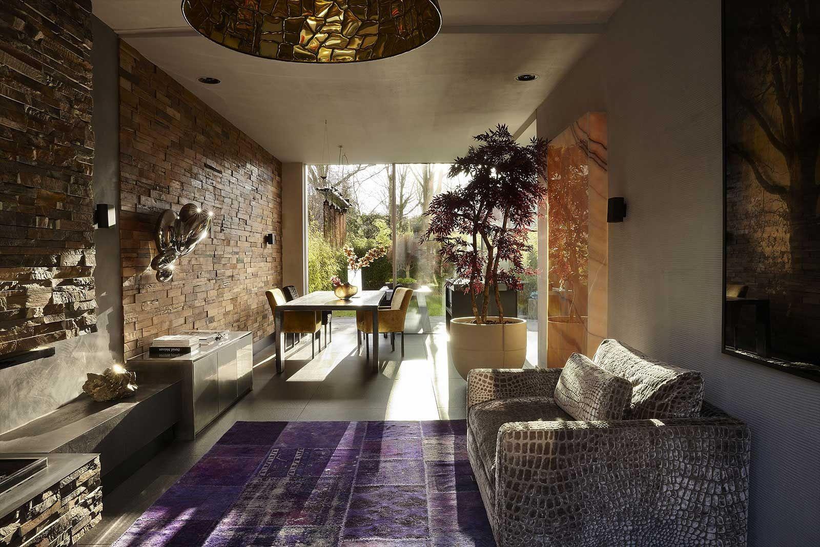 Interior design by Osiris Hertman Studio