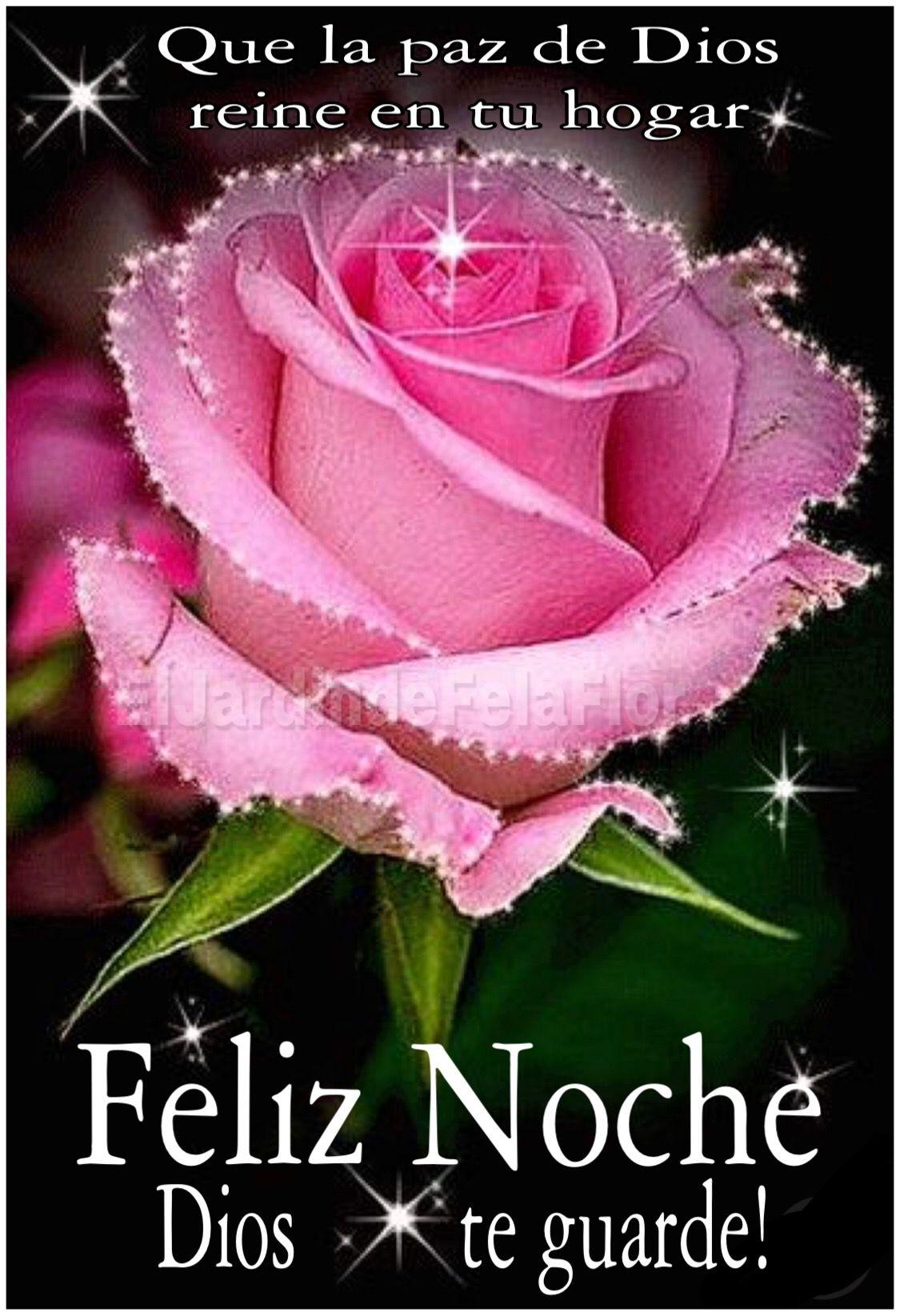 Pin De Luci Cruz En Buenas Noches Imágenes De Flores