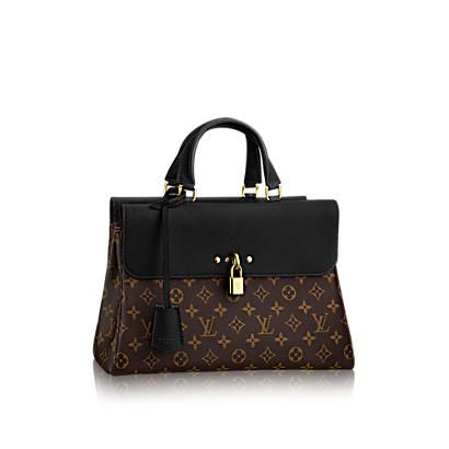 6594954f9649 Women s Luxury Leather   Canvas Top Handle Bags - Louis Vuitton ...
