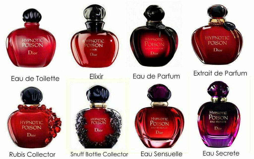 Dior Hypnotic Poison Dior Perfume Dior Hypnotic Poison Poison