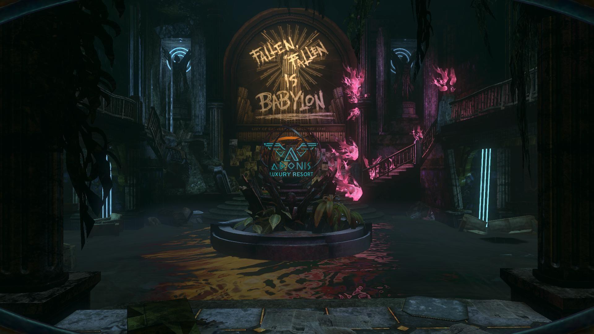 Video Games BioShock Rapture Fresh HD Wallpaper Bioshock 2 Infinite