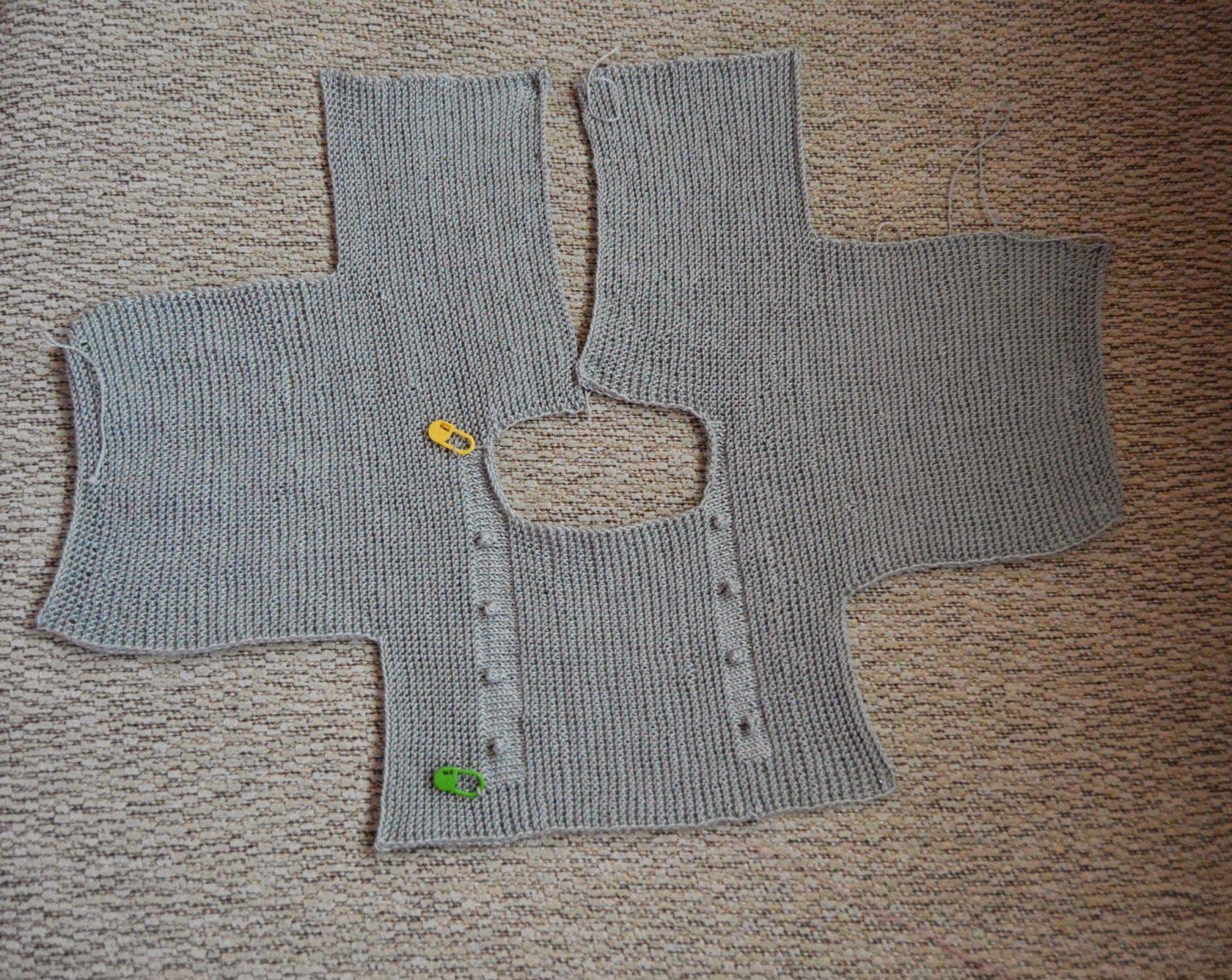 Tutorial vestido con jersey de punto con volantes y falda de tela-talla 3-6  meses ( I parte) 2bc4507c808a