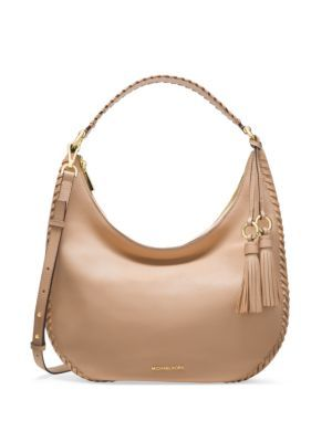 Michael Kors Lauryn Large Crossbody Strap Leather Hobo Michaelmichaelkors Bags Shoulder Hand C