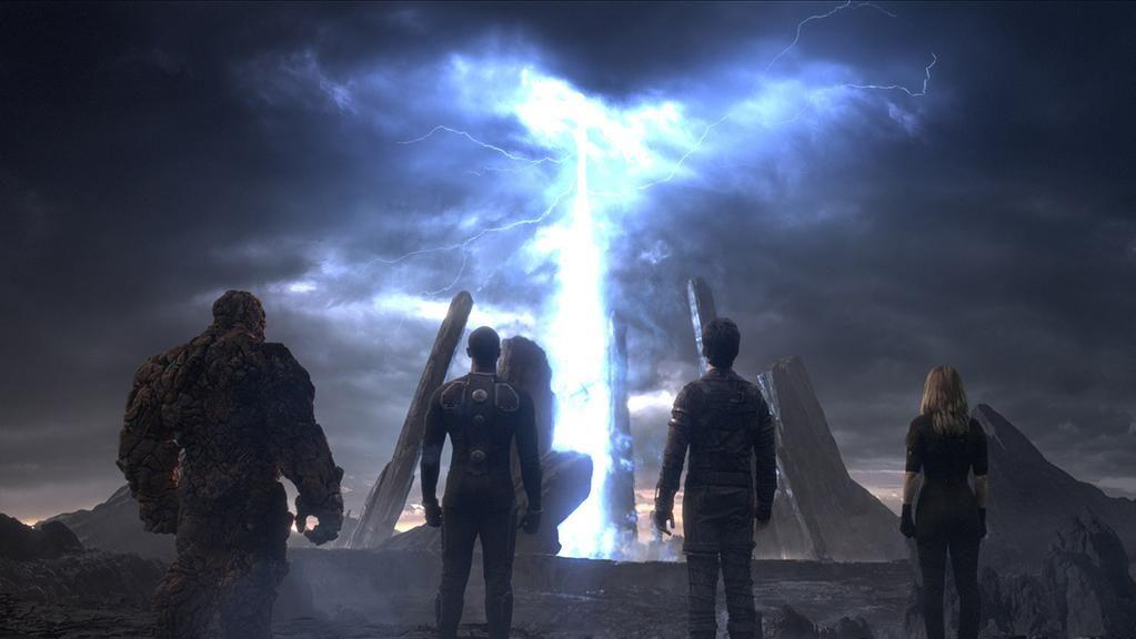 Fantastic Four Filmserie