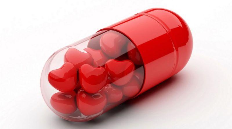 coração-medicação