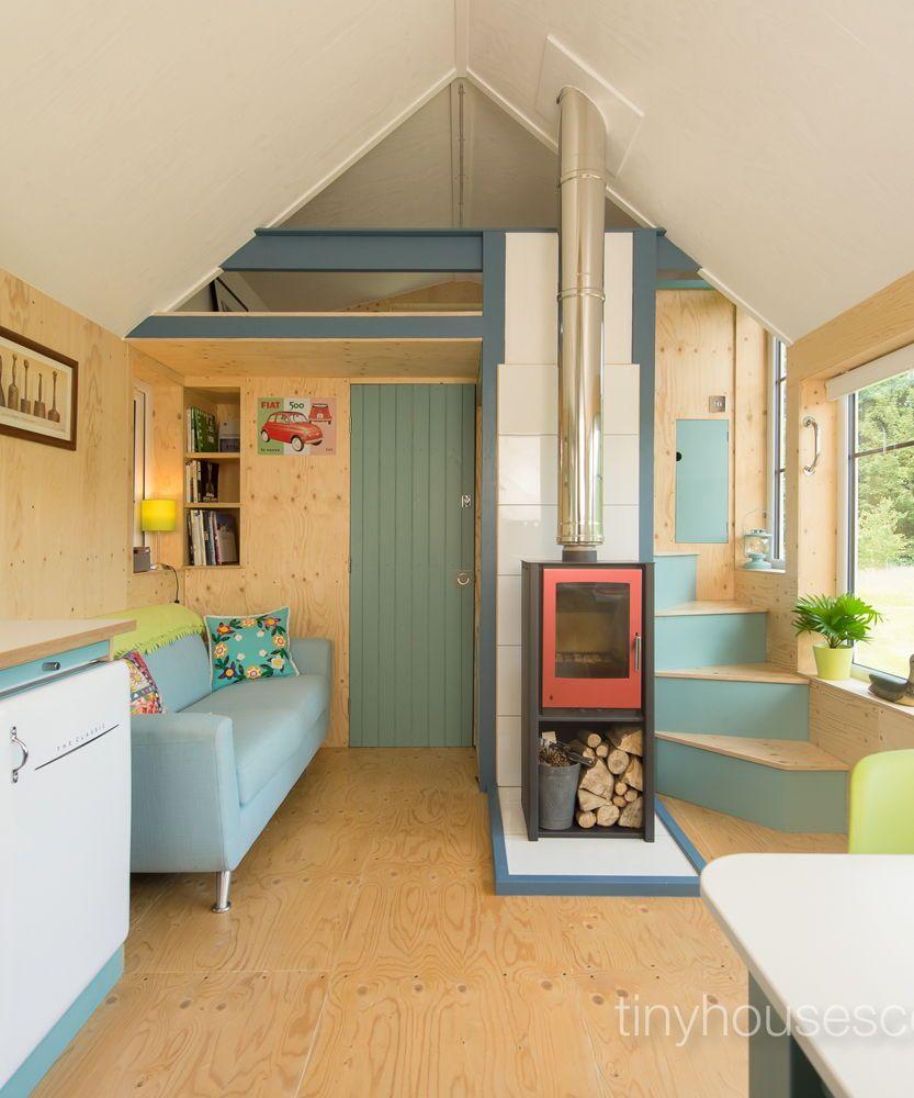 NestHouse by Tiny House Scotland - Tiny Living in 20  Tiny
