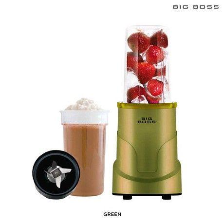 4-Piece Set: Big Boss Multipurpose Blender - Assorted Colors at 41% Savings off Retail!