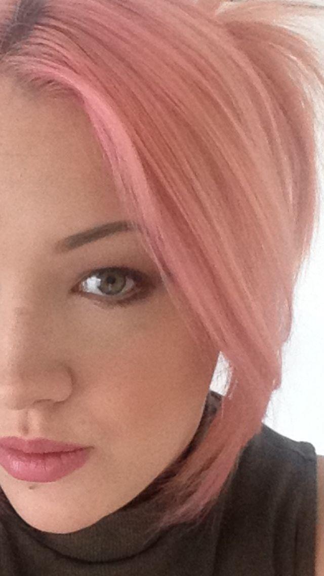 Maria Nila Pink Pop Hair Colour Refresh Hair Hair