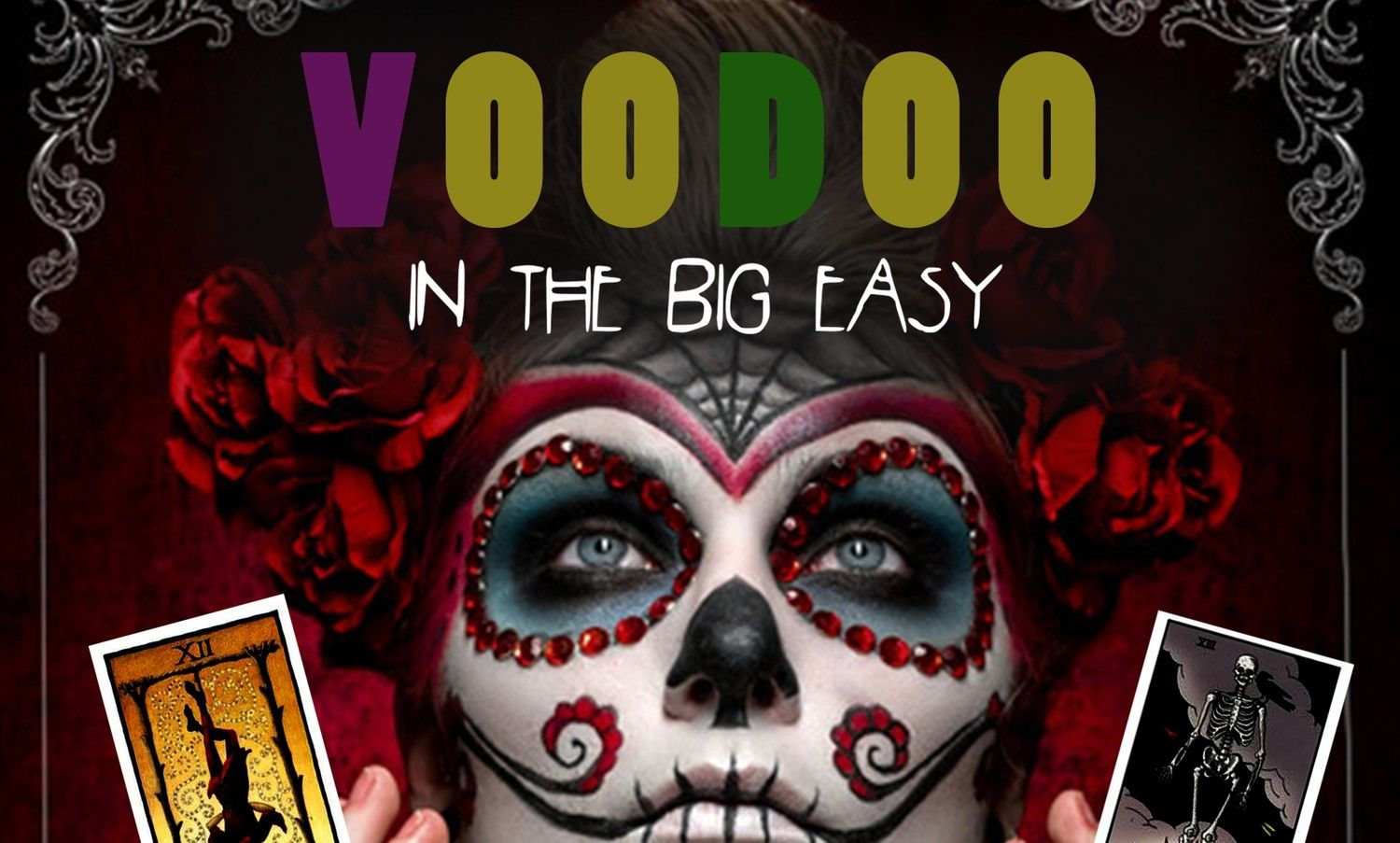 Pin on Voodoo in the Big Easy Murder Mystery Game