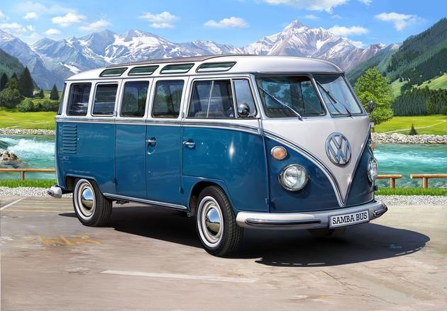 volkswagen t1 samba bus model kit wishlist pinterest. Black Bedroom Furniture Sets. Home Design Ideas