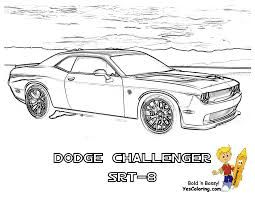 Image Result For Dodge Charger Coloring Pages With Images Cars