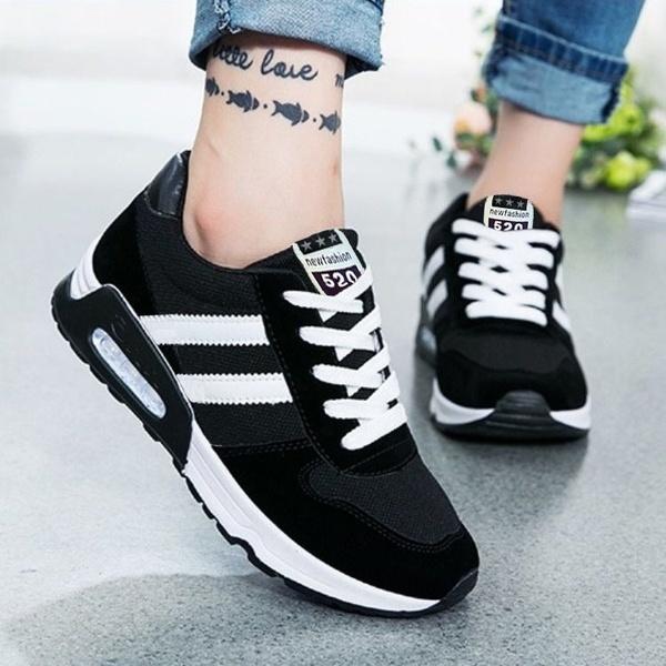 Women Casual Sneakers Korea Style