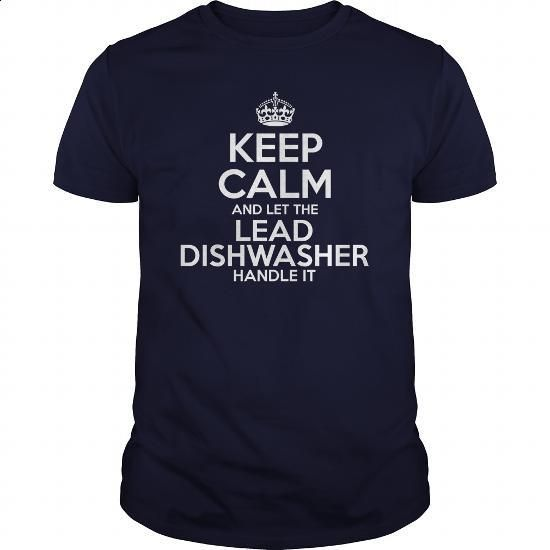 Awesome Tee For Lead Dishwasher - #graphic t shirts #black hoodie mens. I WANT THIS => https://www.sunfrog.com/LifeStyle/Awesome-Tee-For-Lead-Dishwasher-Navy-Blue-Guys.html?id=60505