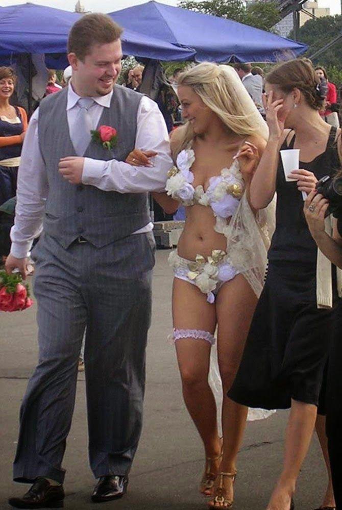 wedding ever dress revealing Most