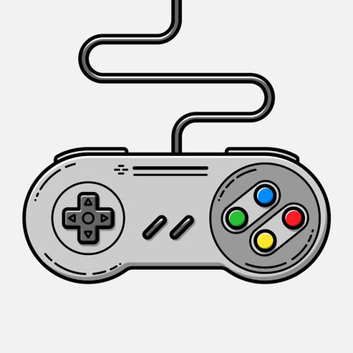 Nintendo Controllersseries By Geoffrey Humbert Ig Controle De Jogo Controle De Videogame Controle Video Game