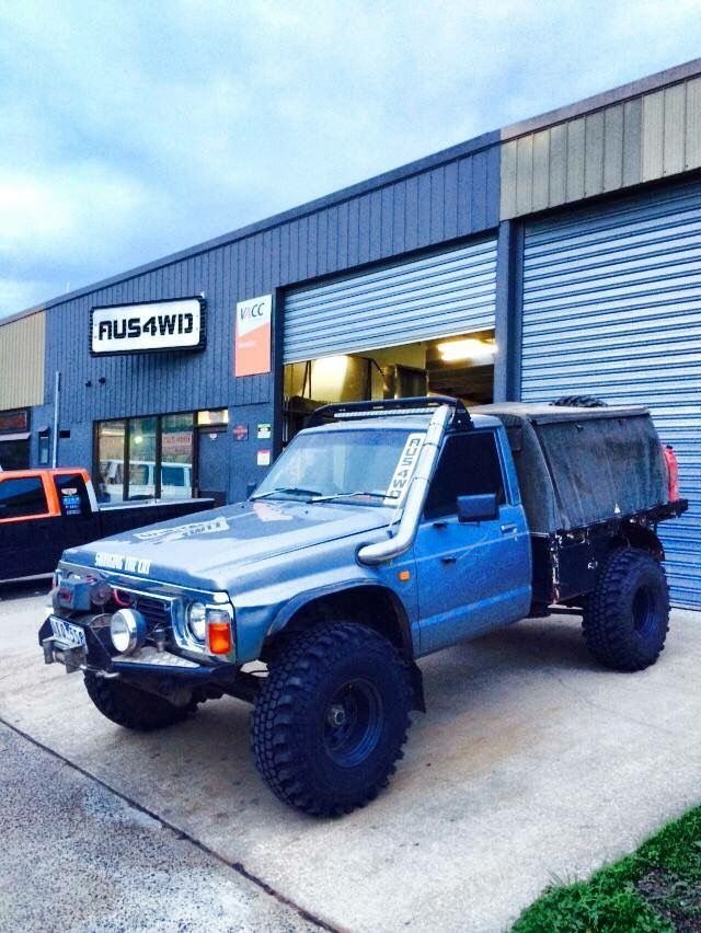 Pin by Andzemelev on 4X4 Offroad vehicles, Nissan
