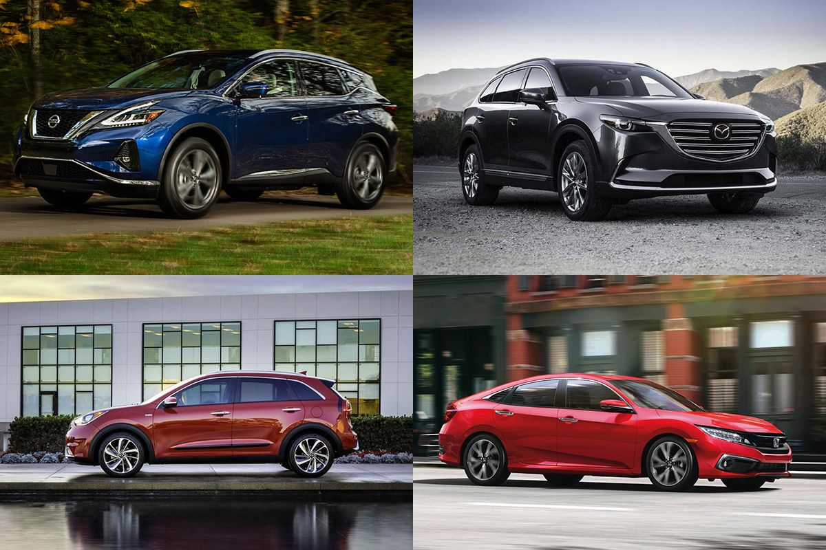 10 Best Cars To Lease In 2019 Best New Cars