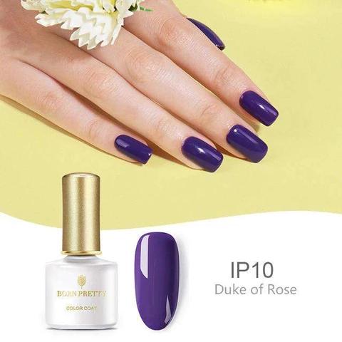 grey series pure color  nail polish gel nail polish