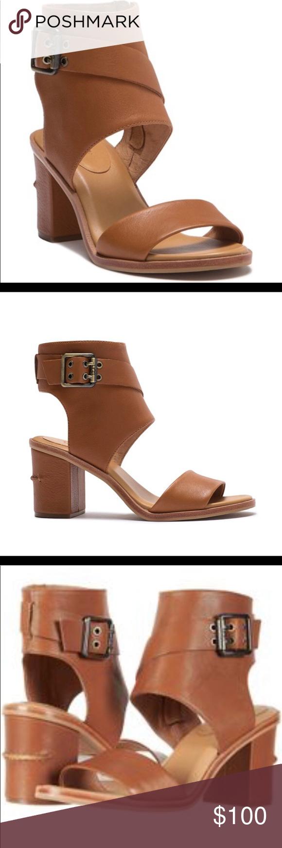 814ac29f09879 UGG Claudette Cuff Tan Almond Tan Sandal Size 7 Ugg Claudette Tan (Almond)  Sandal
