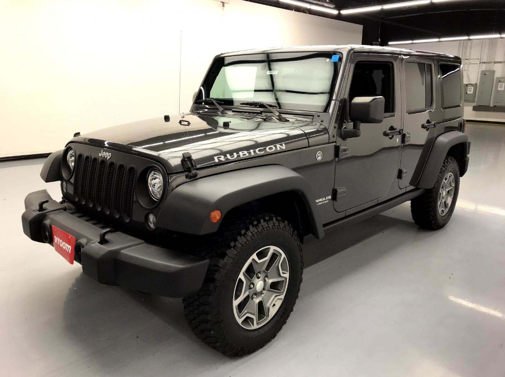 Used 2017 Jeep Wrangler Unlimited For Sale 36 450 Vroom