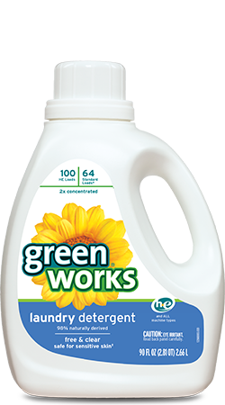 Laundry Detergent Natural Eco Friendly Laundry Soap Green