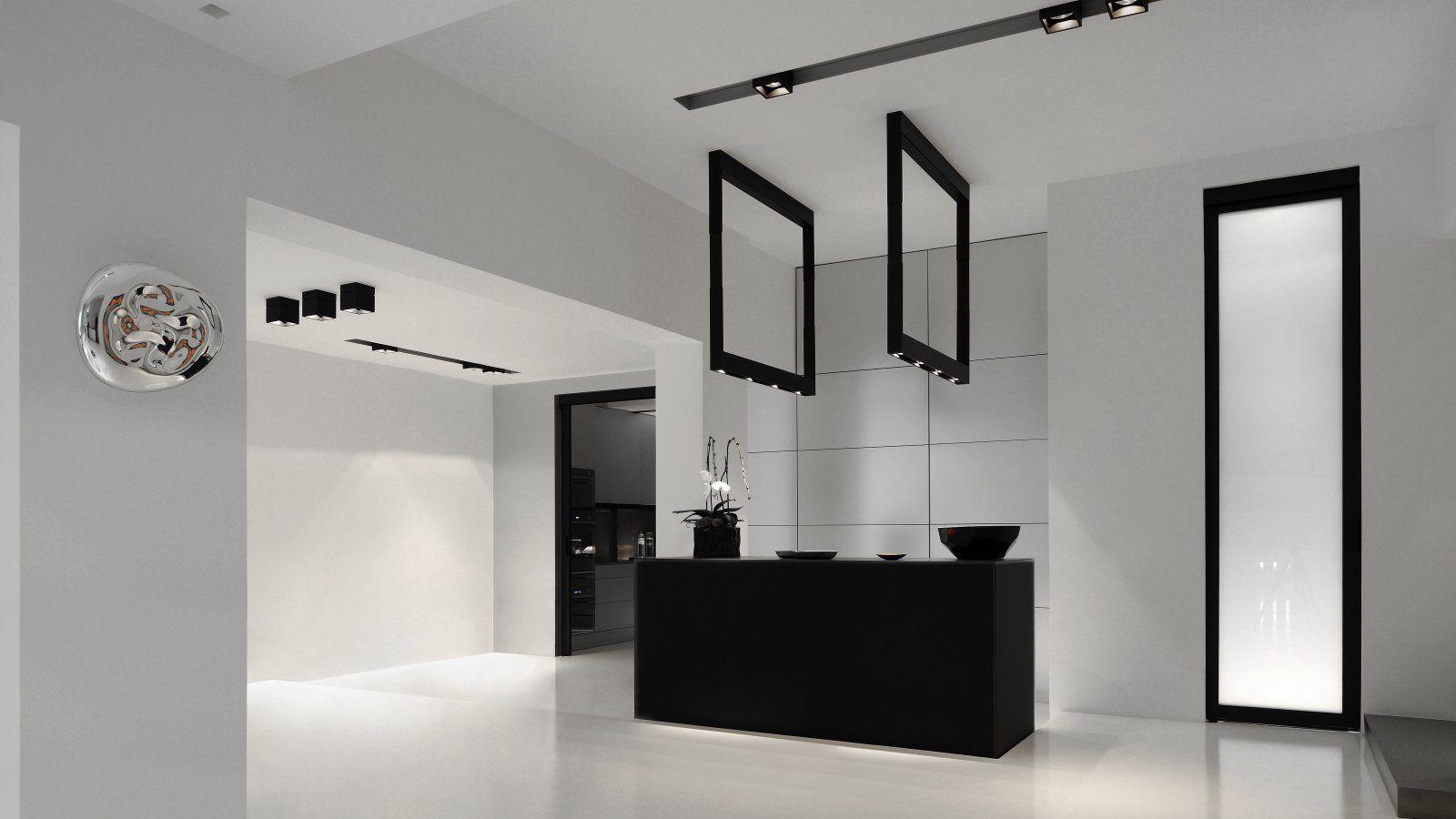 Appartment paris lighting by kreon 3d visualisation for Kreon lampen