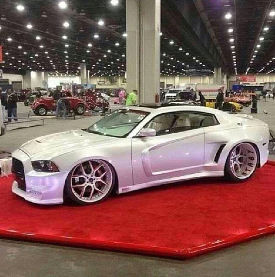 Pin by M Locklear on SRT Modern muscle cars, Custom cars