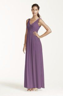 12b0bf7aa75 David s Bridal Wisteria F15933 Dress. David s Bridal Wisteria F15933 Dress  Light Purple Bridesmaid Dresses ...