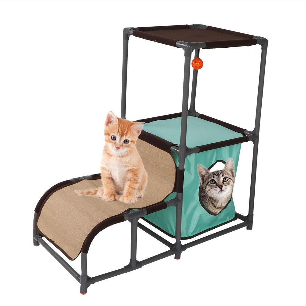 Best 50 Cat Houses For Small To Large Cat House Cat Houses Indoor Cat Tree House