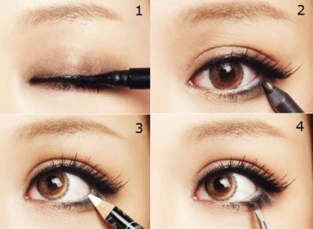 El Delineador Hace Cambios Gigantes En Tus Ojos Maquillaje De