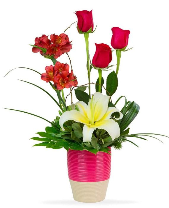 arreglos-florales-7jpg (570×700) deco Pinterest