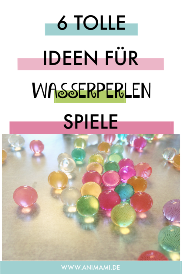 Photo of Wasserperlen-Spiele