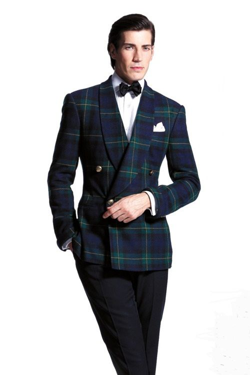 Men's Dinner Suits – Ditch the Traditional Tux | My wishlist ...