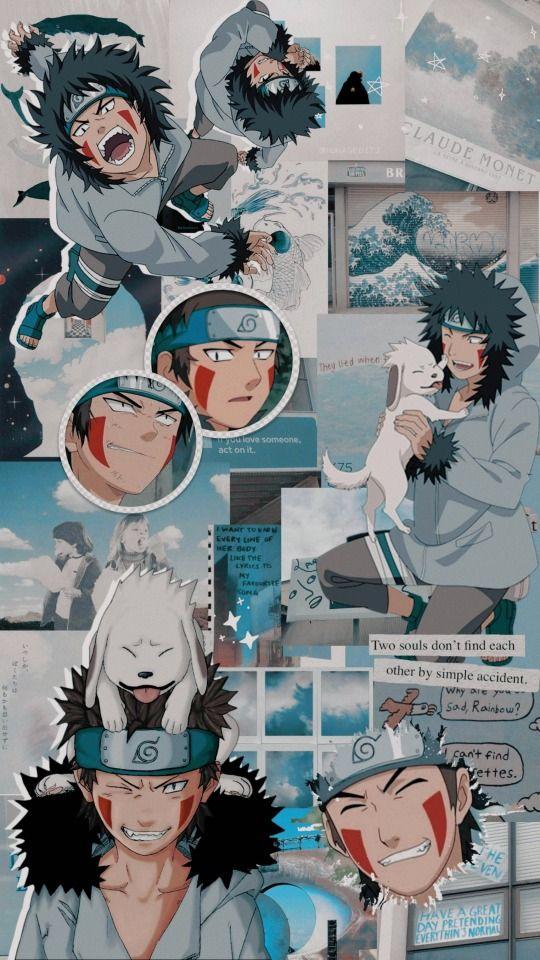 Minimalist Aesthetic Wallpaper Naruto Sad Kid Kakashi ...