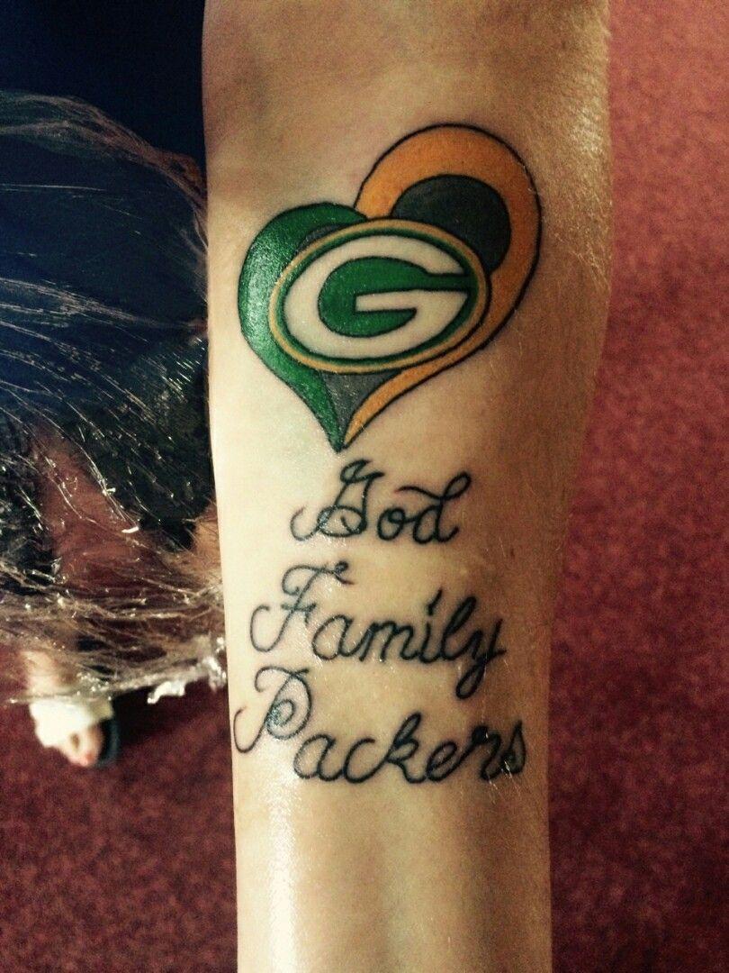 Packer Fan Tattoo Fan Tattoo Tattoos Ink