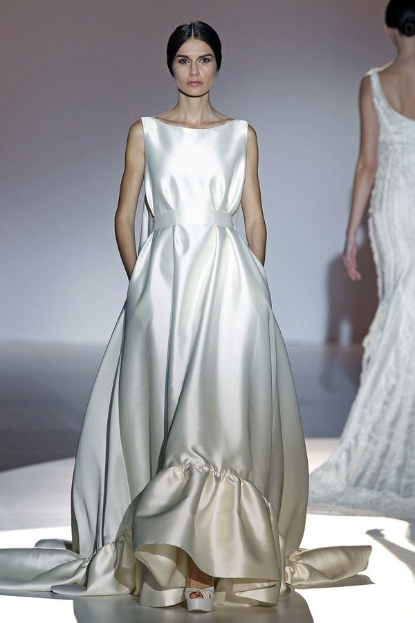 vestidos de novia para tu boda: juana martín bodas madrid | vestirse