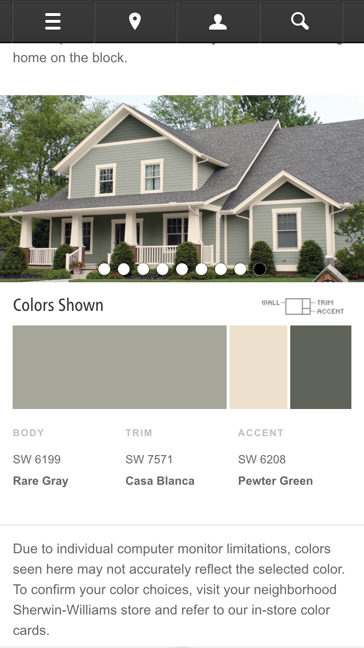 Pin by Abby Weeden on Home Sweet Home: Paint Color Ideas | Pinterest ...
