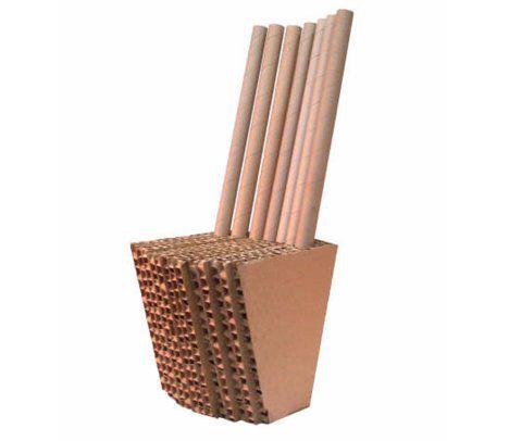 Simple Cardboard Chair Designs