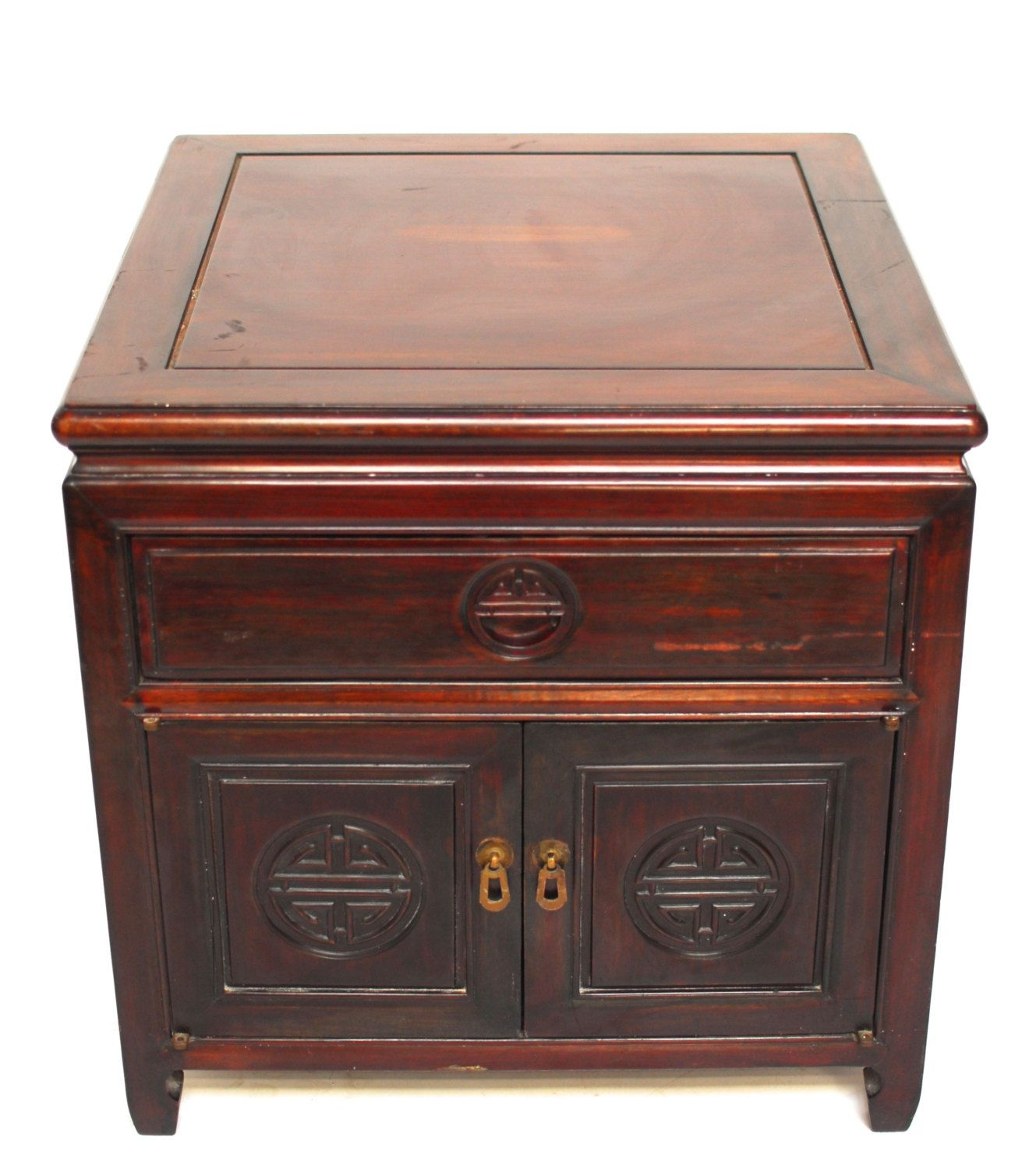 Best Amazing Small Rosewood Nightstands With Drawers 400 x 300