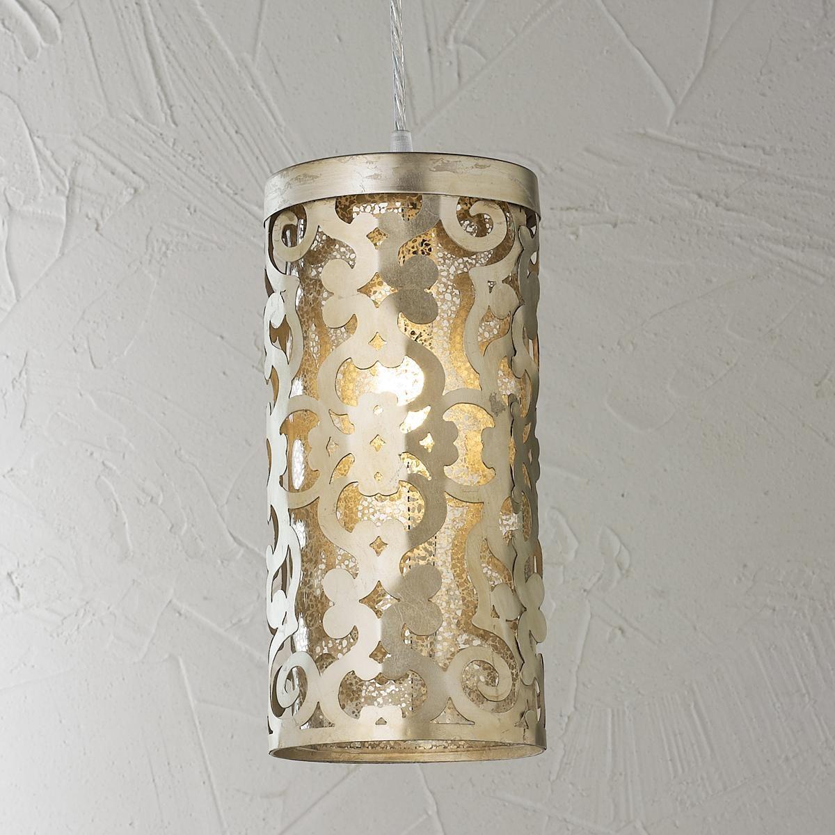 Damask silhouette pendant light damasks pendant lighting and lights